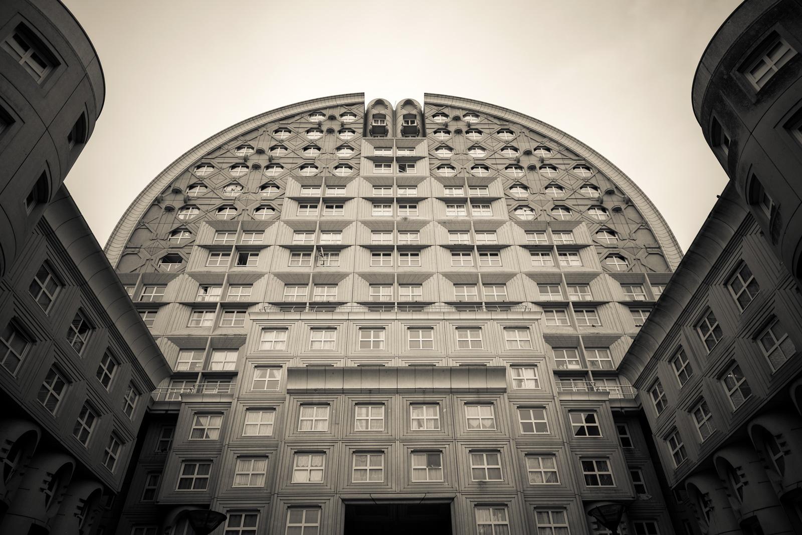 Noisy Le Grand Architecture paris, noisy le grand, les arènes de picasso, architect